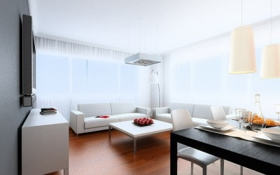 aire acondicionado habitacion