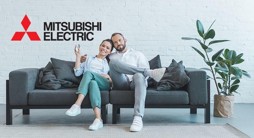 ¿Qué tipo de aire acondicionado Mitsubishi Electric es el ideal para mi hogar?