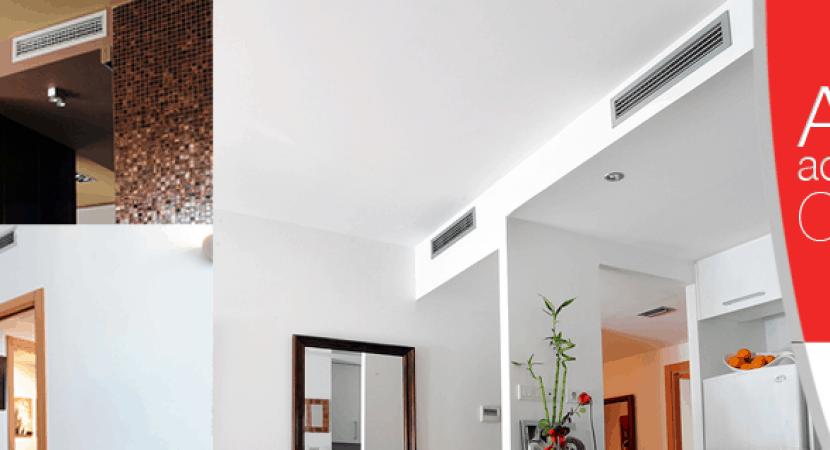 aire acondicionado en casa climatizaci n por conductos