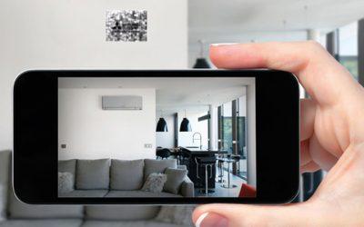 ¡Nueva App de Realidad Aumentada Mitshubishi Electric!