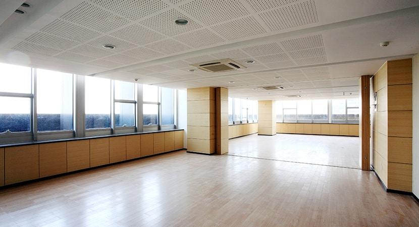 El aire acondicionado en el trabajo