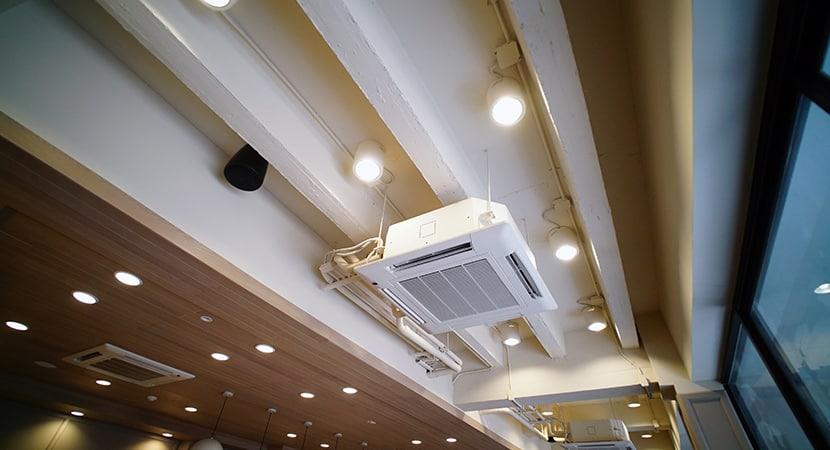 En qué consiste el sistema AIRZONE