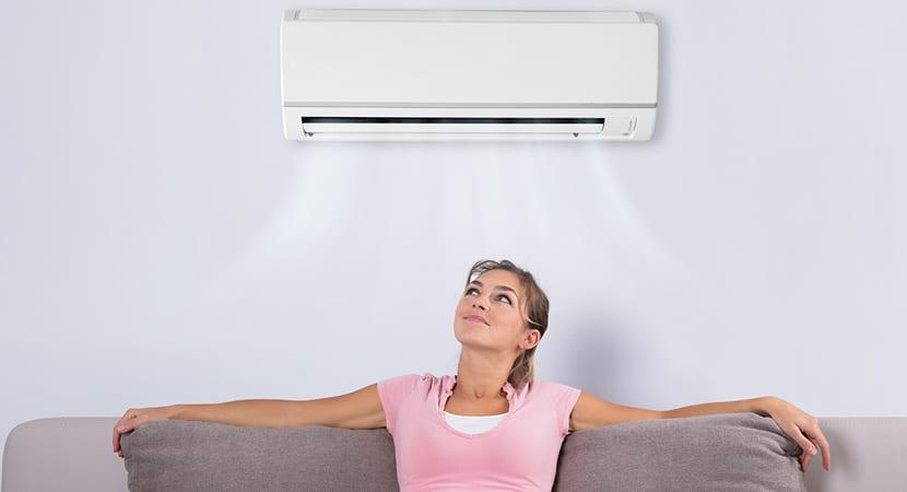 ¿Cómo funciona un aire acondicionado?