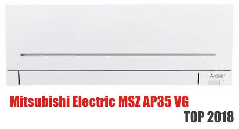 Mejor aire acondicionado 2018: MSZ-AP35VG