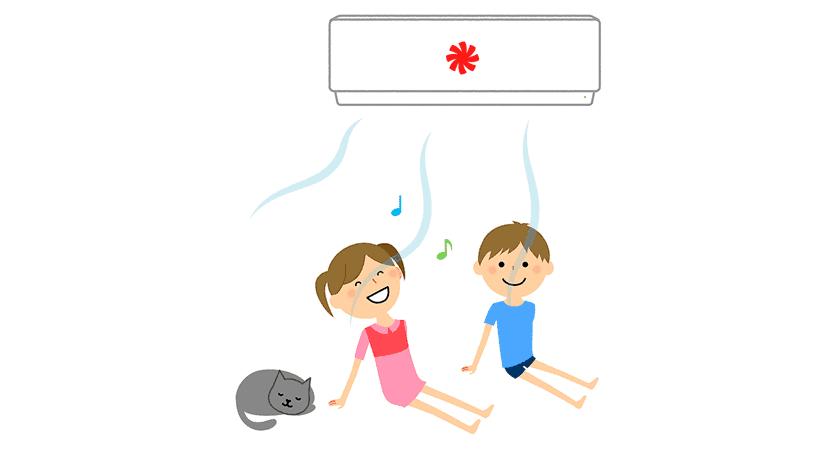 Cómo explicar el aire acondicionado a los niños