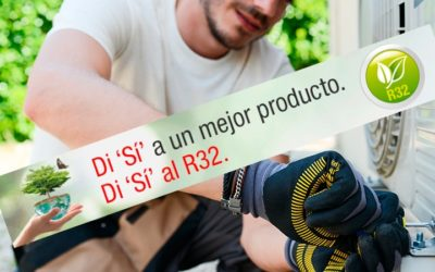 Mitsubishi Electric dice Sí al R32