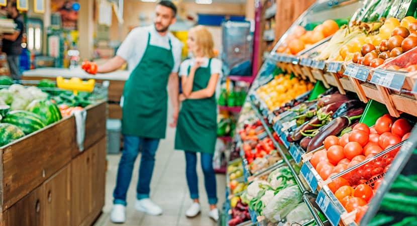 Climatiza tu establecimiento con alimentos para mantener el producto fresco y saludable