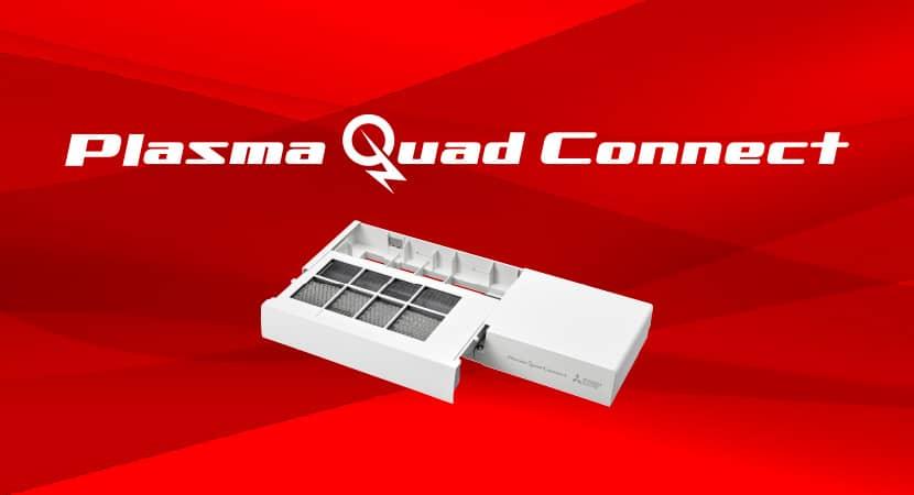 Plasma Quad Connect: filtro avanzado en cualquier unidad