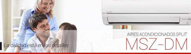 SPLIT MSZ-DM Mitsubishi Electric