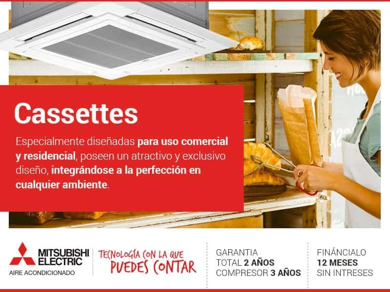 CASSETTE Mitsubishi Electric